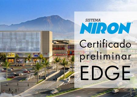 Contribuimos en la certificación EDGE