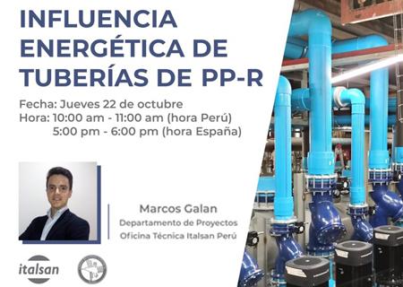 Organizamos una nueva webinar con Perú Green Building